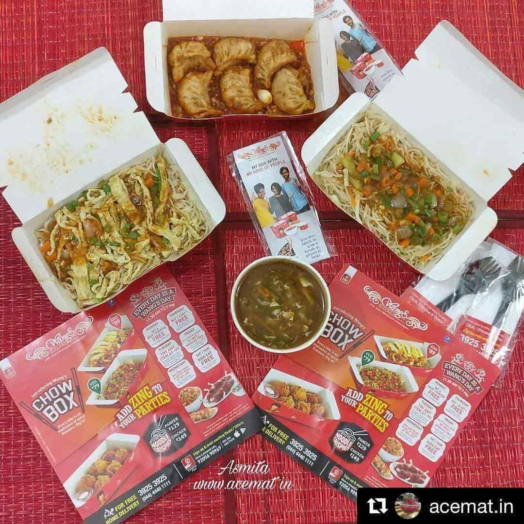 Wangs Kitchen, Adyar, Chennai - Chinese Cuisine Restaurant