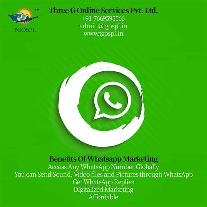 Three G Online Services Pvt Ltd, Rajpur Road - Visa