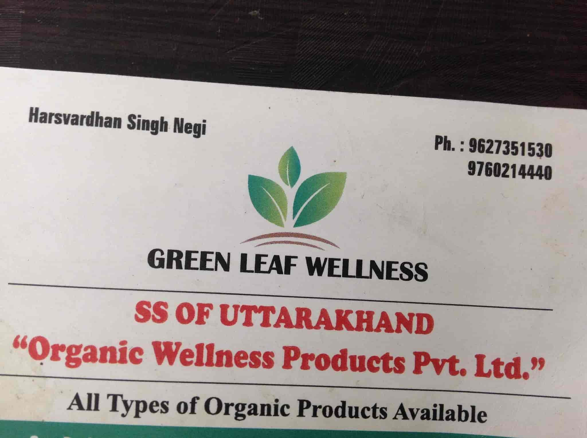 green leaf wellness | Jidileaf co