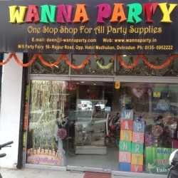 wanna party city event organisers in dehradun justdial