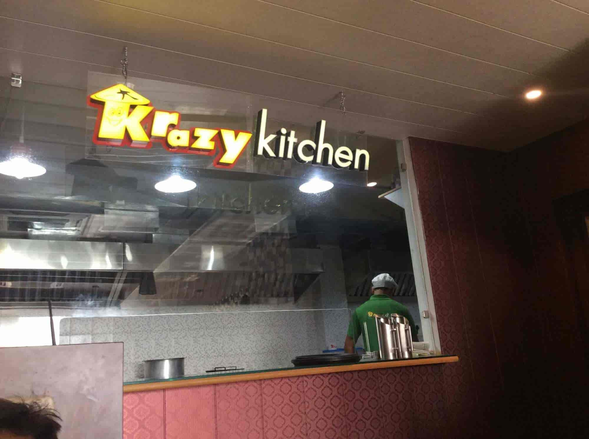 ... Inside View Of Restaurant   New Krazy Kitchen Photos, Rajendra Nagar,  Dehradun   Chinese ...