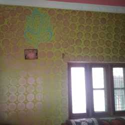 Jai Wall Paint Design Race Course Wall Painting Services In
