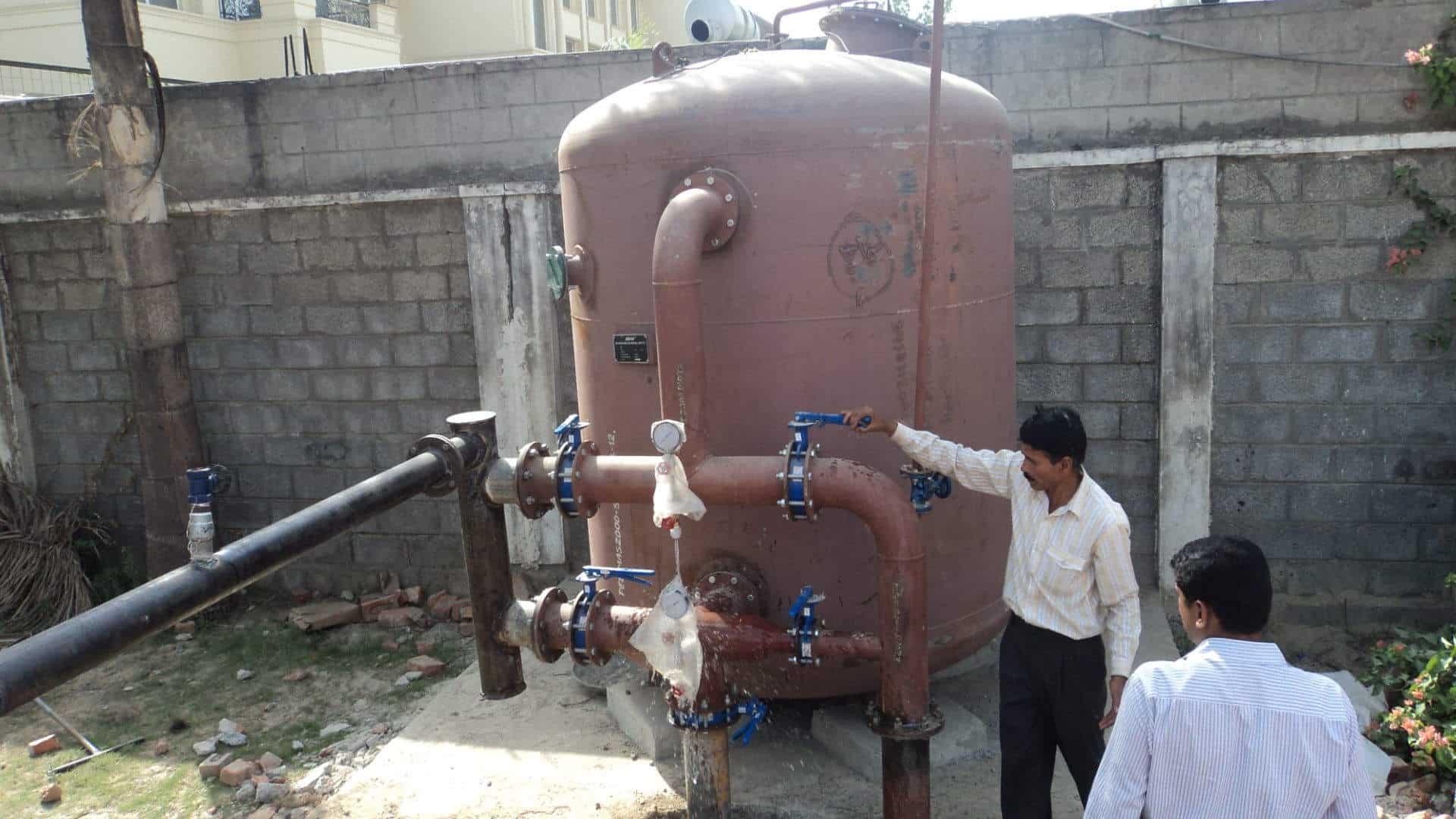 Mentor Water Experts Pvt Ltd