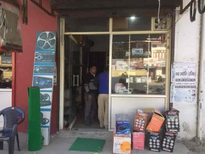 front view of car accessory shop robotic auto care photos selaqui dehradun