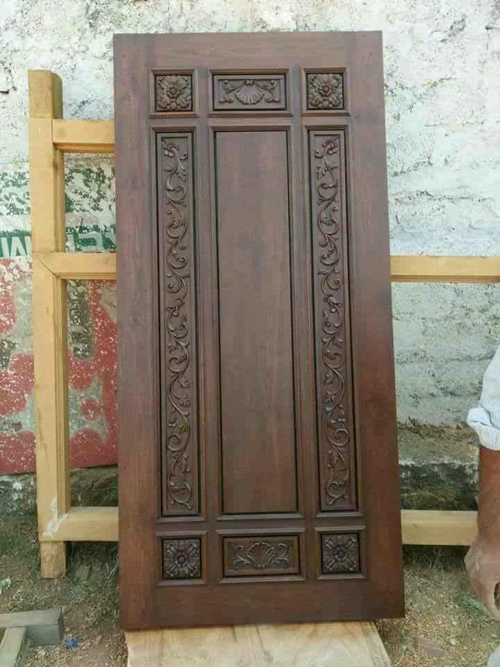 Amrit Readymade Wooden Doors Windows Frames Karanpur Wooden