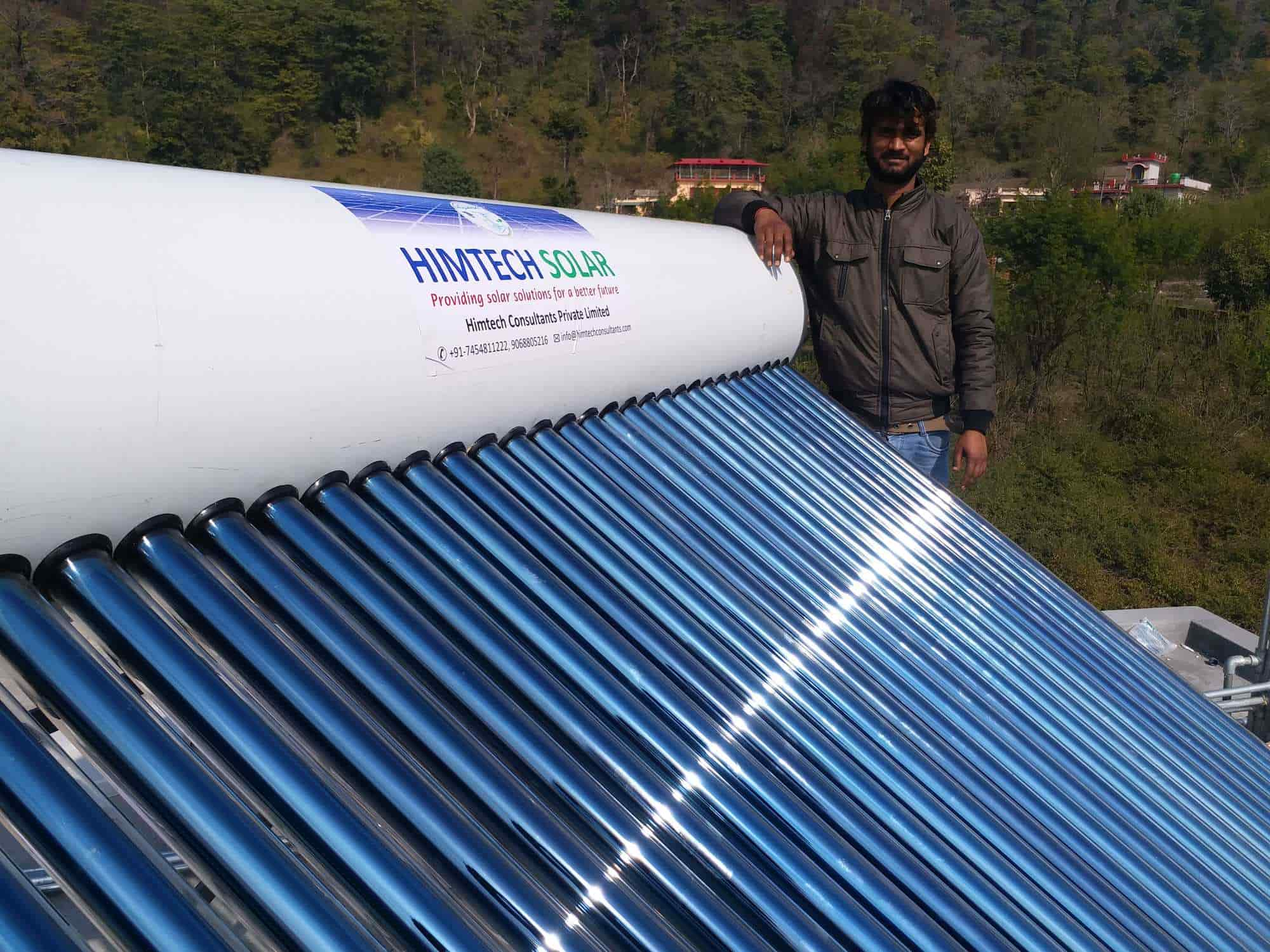 Himtech Consultants Pvt  Ltd , Dehradun City - Solar Energy