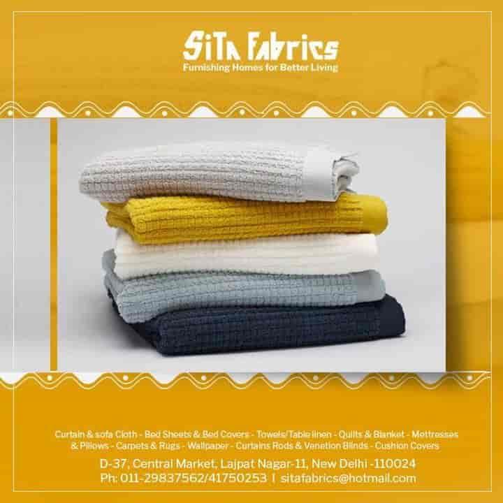 Sita Fabrics, Lajpat Nagar 2 - Home Furnishing Retailers in Delhi
