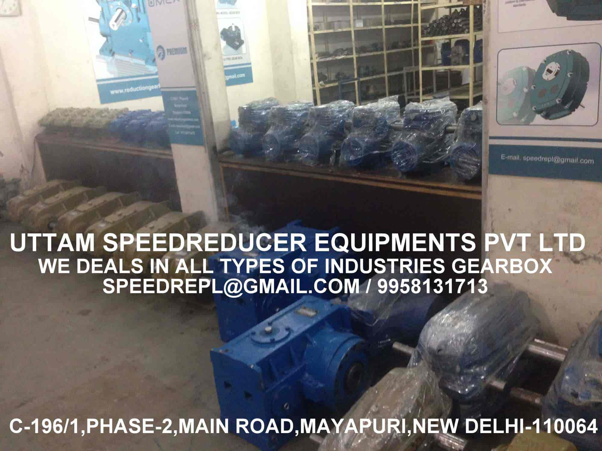 Uttam Speed Reducers Equipments Pvt Ltd, Mayapuri Industrial