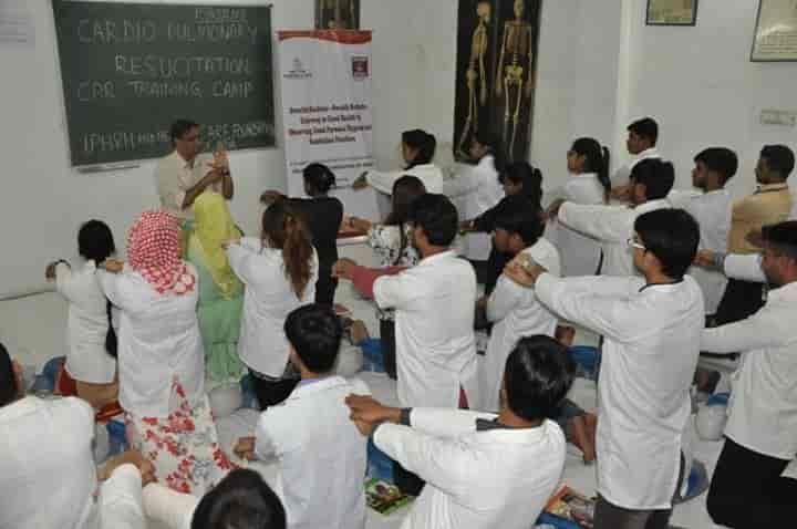 School Of Nursing Institute Of Public Health & Hygiene