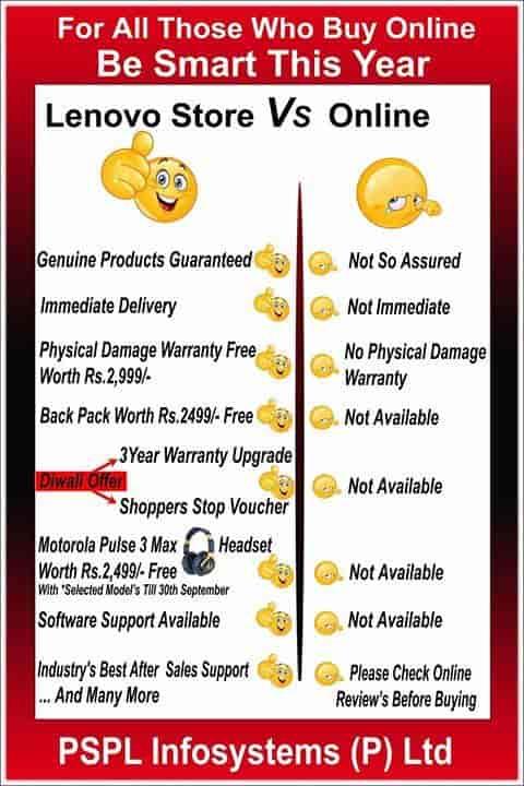 PSPL Infosystem Pvt Ltd, Vikas Marg - Laptop Dealers in