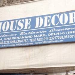 House Decor, Gb Road - Bathroom Fitting Dealers-Jaquar in Delhi