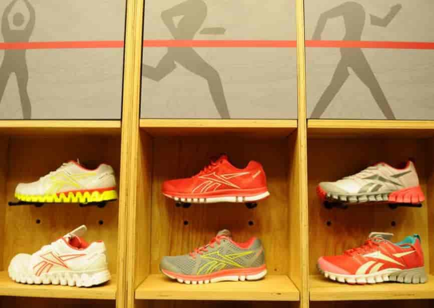Reebok Store, Connaught Place