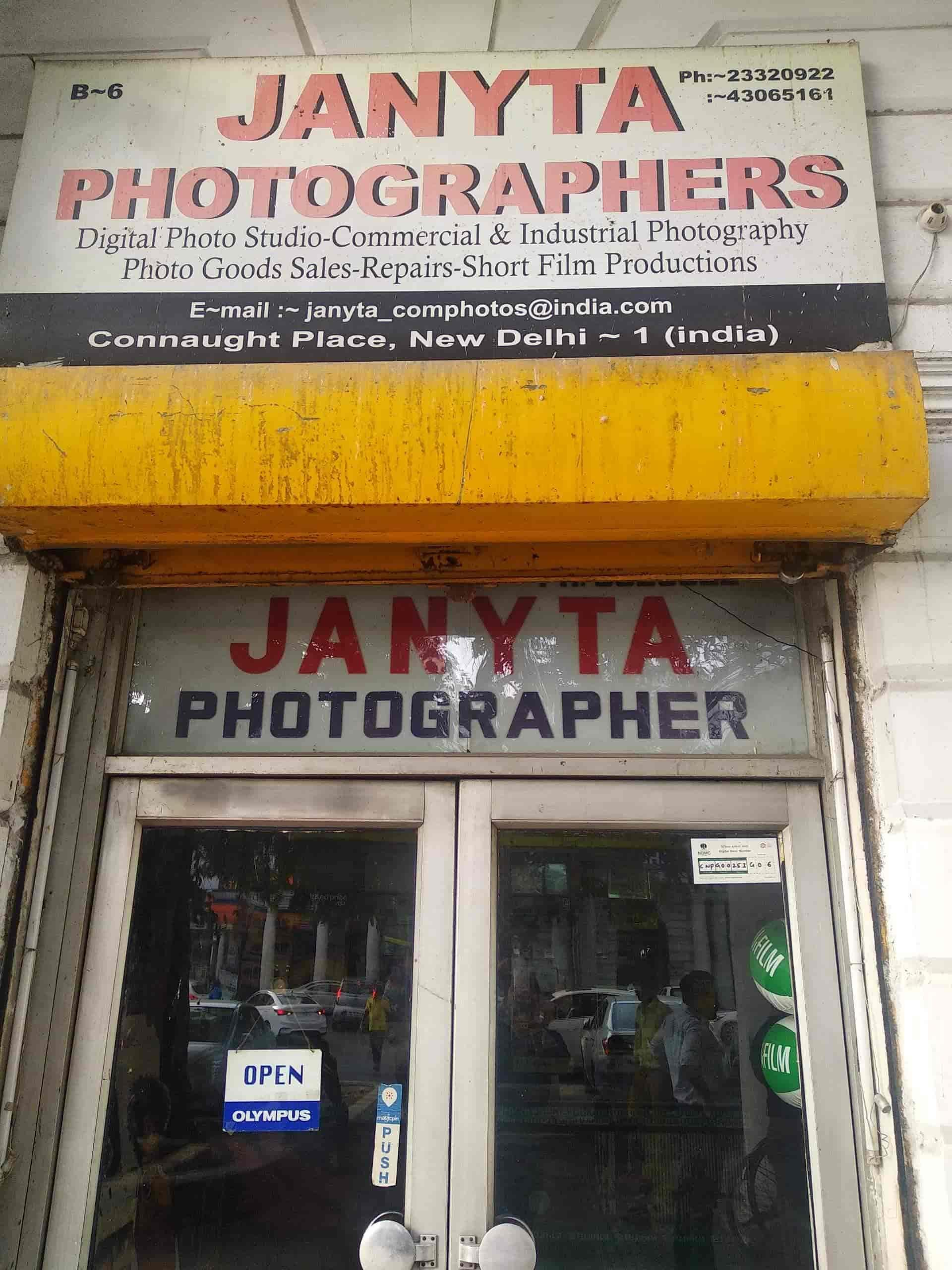 Janyta Photographers Photos, Connaught Place, Delhi