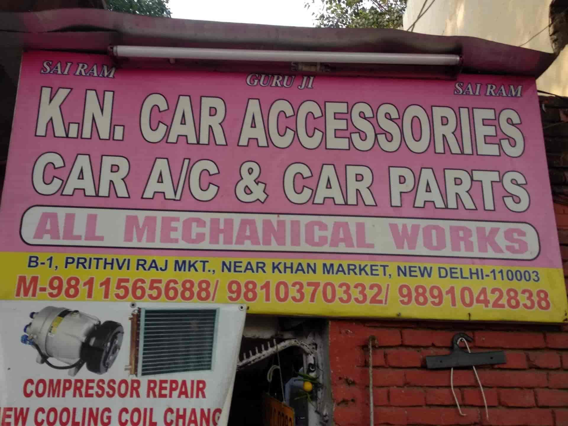 K N Car Accessories Photos Prithviraj Market Delhi Pictures