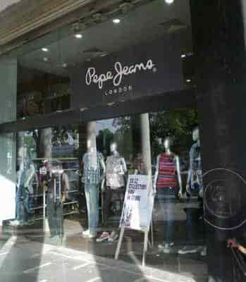 Pepe Jeans Connaught Place Readymade Garment Retailers In Delhi Justdial