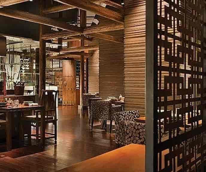 The China Kitchen Hyatt Regency Hotel Bhikaji Cama Place