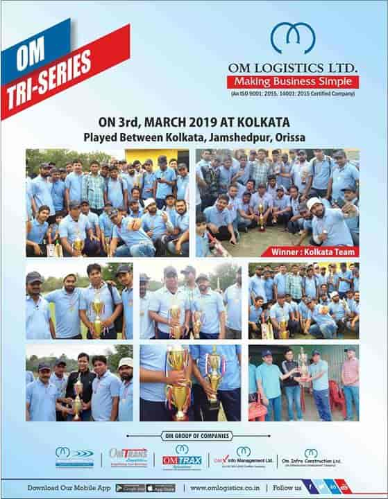 OM Logistics Ltd (head Office), Punjabi Bagh - Logistic Services in