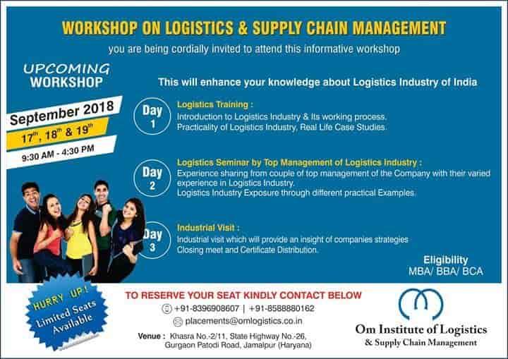 OM Logistics Ltd (head Office), Punjabi Bagh - Logistic