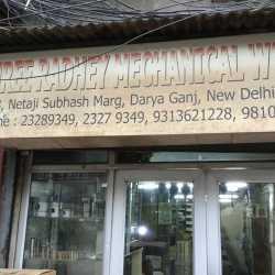 Shri Radhey Mechanical Works, Darya Ganj - Mechanical Companies in