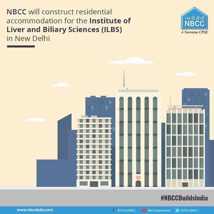 National Buildings Construction Corporation Ltd, Lodhi Road