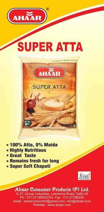 Ahaar Consumer Products Pvt Ltd, Lawrence Road - Maida Flour