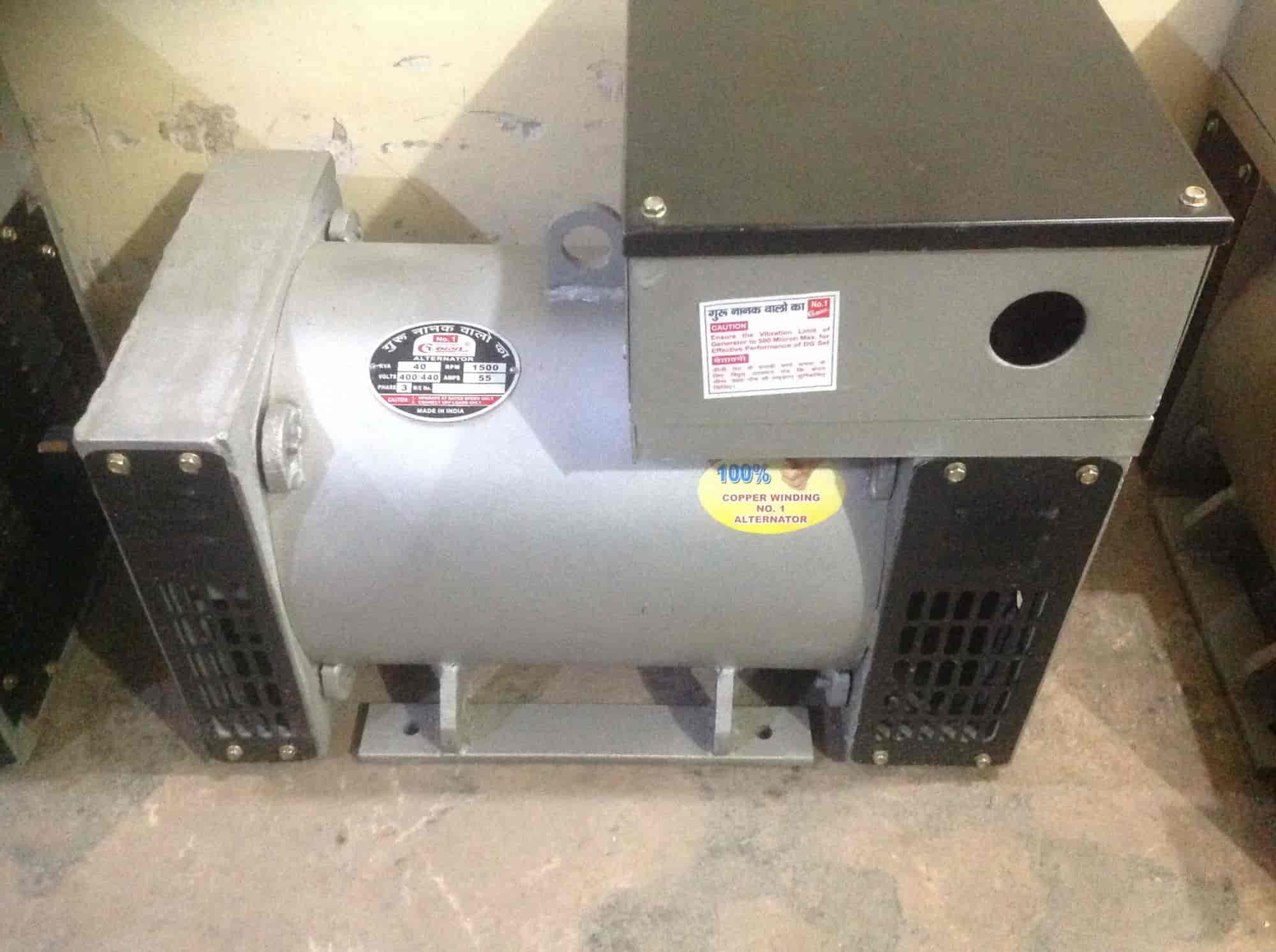 Guru Nanak Generators, Gb Road - Generator Dealers in Delhi - Justdial