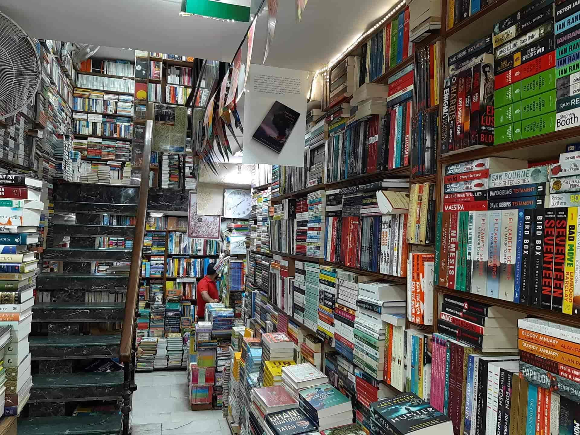 the book shop jor bagh delhi