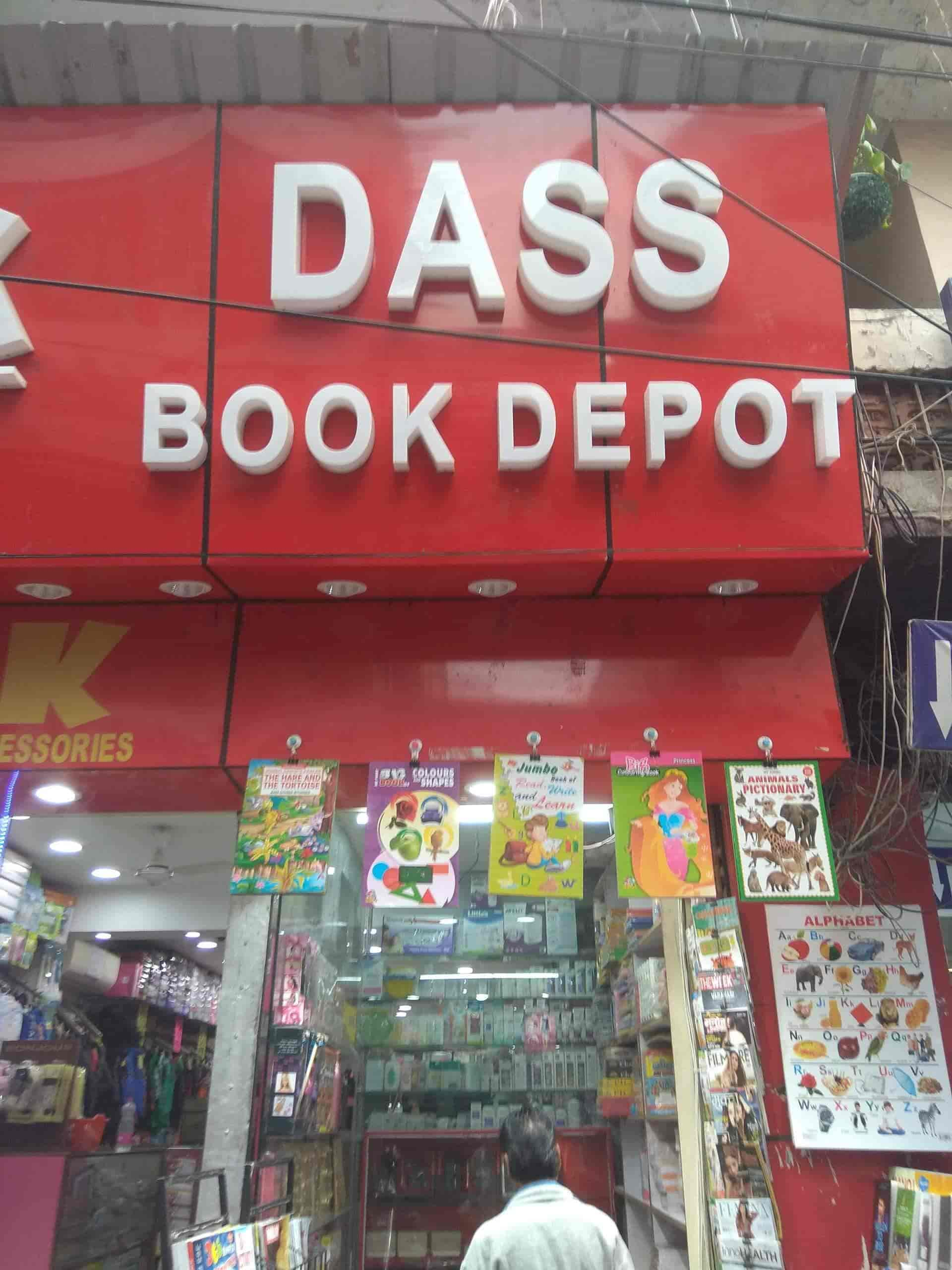 3ac1daf551 Dass Book Depot, Tilak Nagar - Gift Shops in Delhi - Justdial