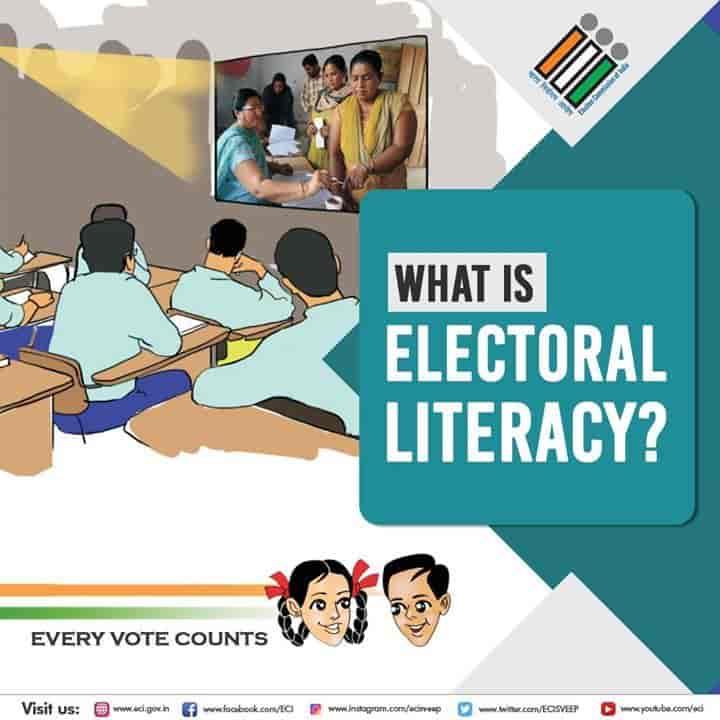 Election Commission Of INDIA (Head Office), Ashoka Road