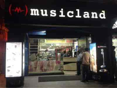 Music Land Front View - Music Land (Closed Down) Photos, Saket, Delhi - Music Shops