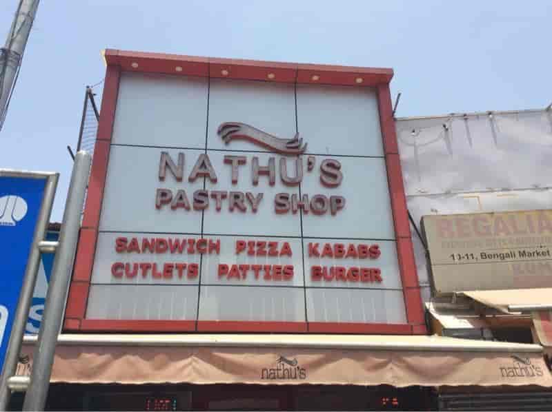 Nathu's Pastry Shop, Bengali Market, Delhi - Bakeries - Justdial