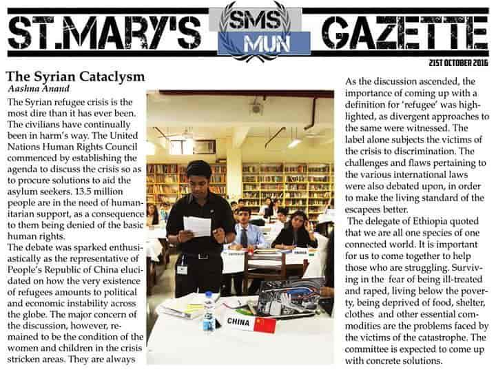 St  Mary's School, Safdarjung Enclave - Schools in Delhi