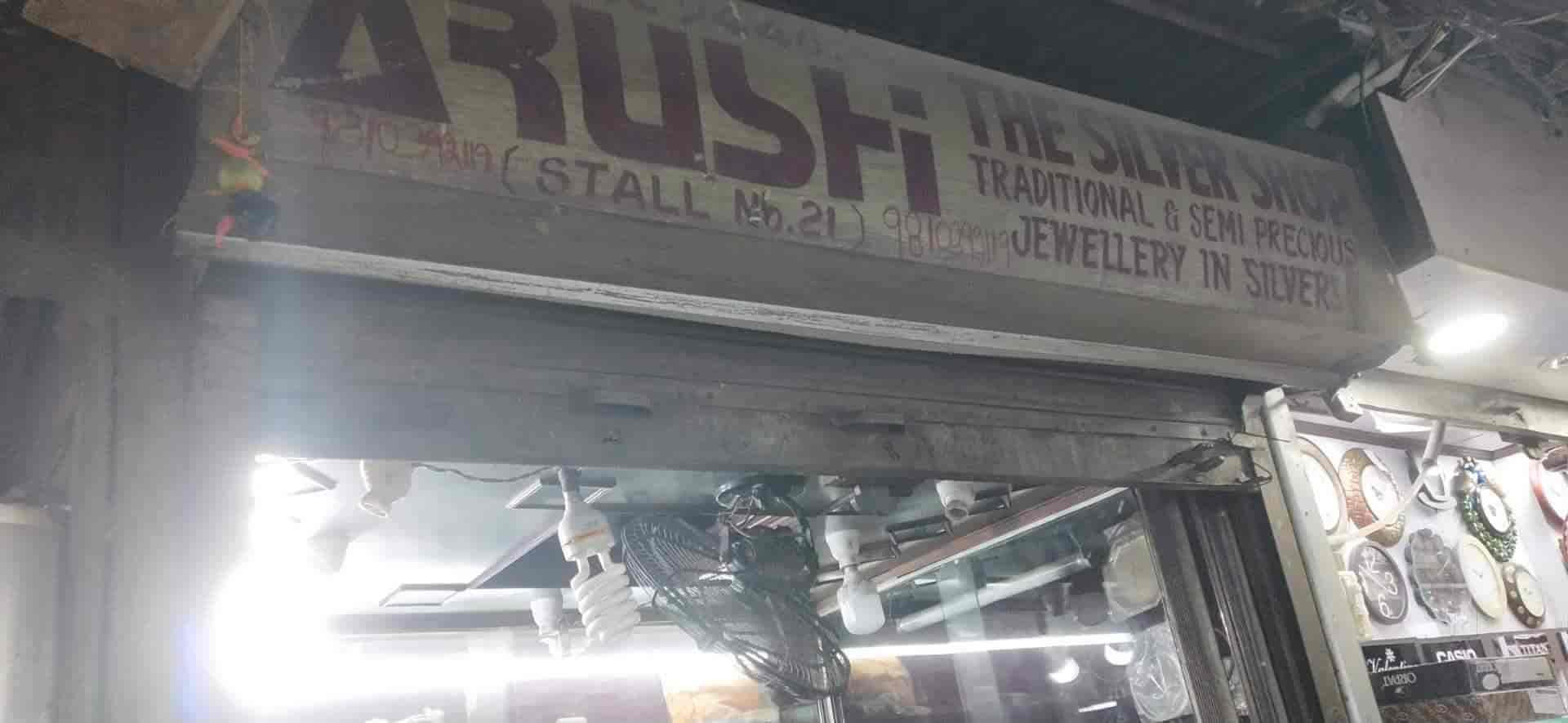 Arushi Silver Corner, Lajpat Nagar - Jewellery Showrooms in