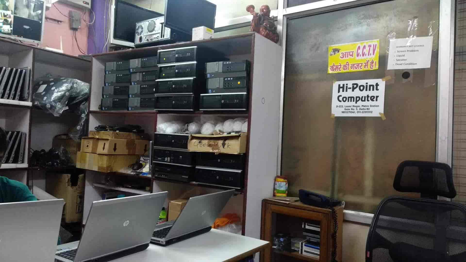 Hi-point Computer , Laxmi Nagar - Computer Repair & Services