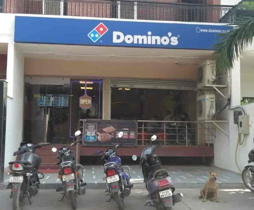 Domino S Pizza Yamuna Vihar Delhi Fast Food Cuisine Restaurant