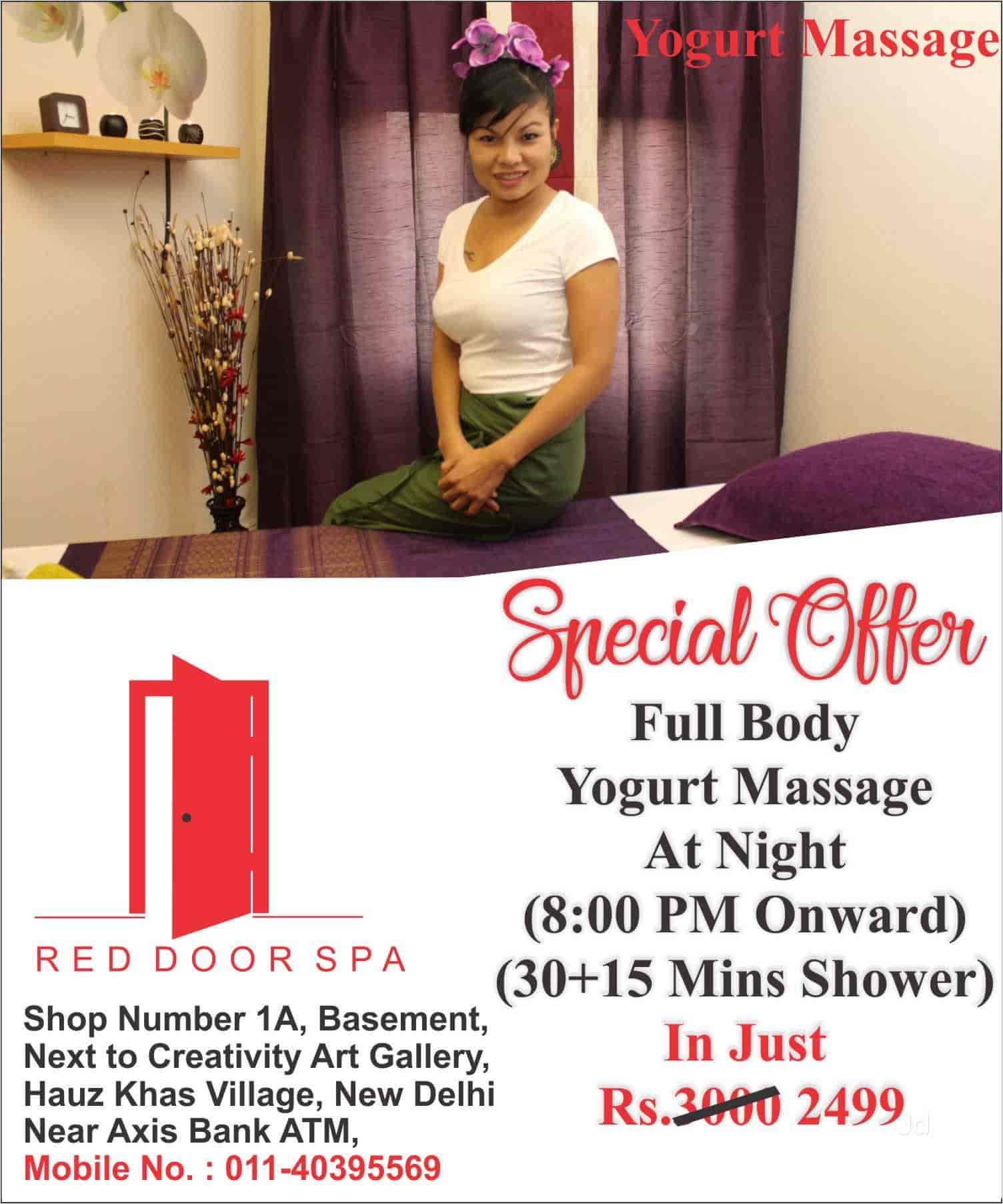 Red Door Spa Green Park Body Massage Centres In Delhi Justdial