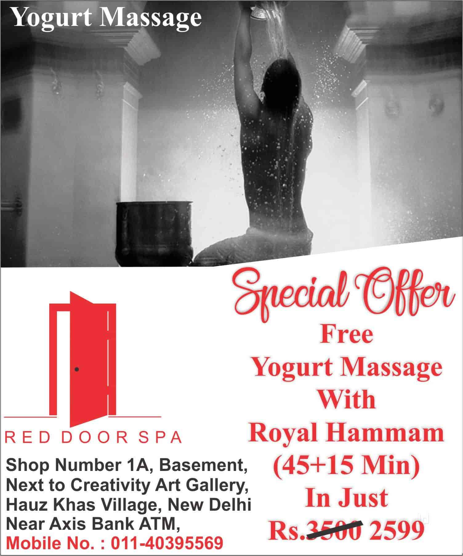 Red Door Spa Photos Green Park Delhi Pictures Images Gallery