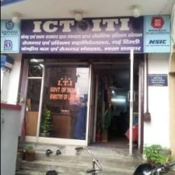 Ict Recognised By Government Of India, Behind Ashok Vatika