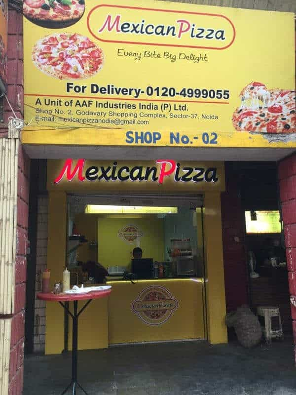 Mexican Pizza, Noida Sector 37, Delhi - Pizza Outlets - Justdial