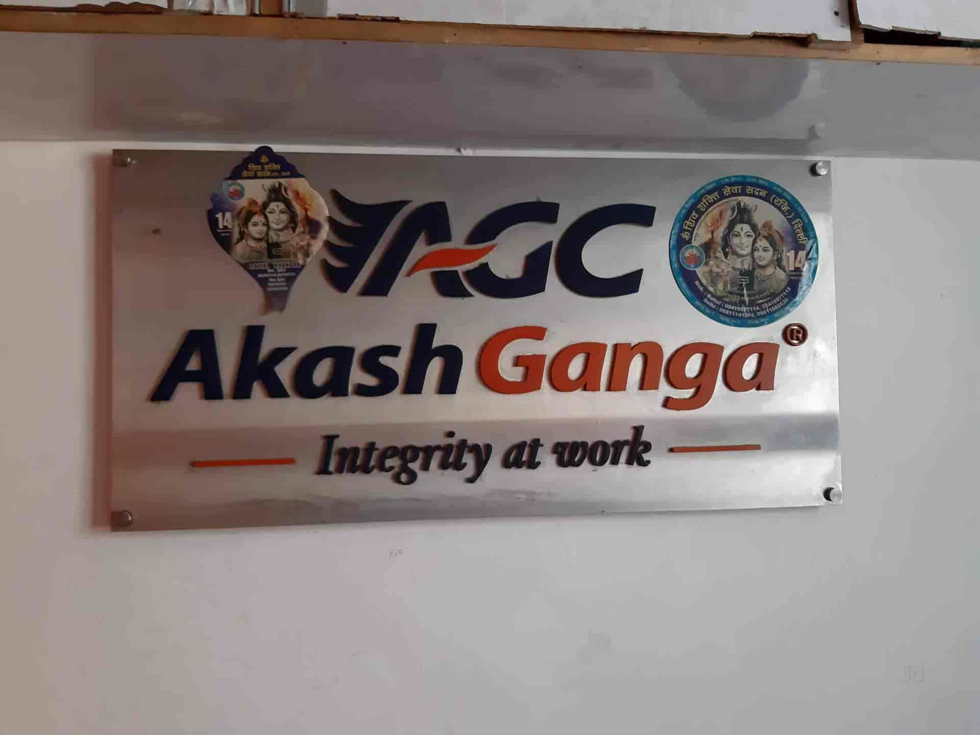 Akash Ganga Courier Ltd, Karol Bagh - Courier Services in