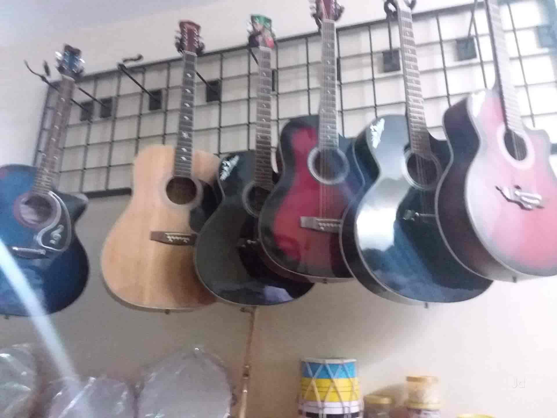 D K Musical, Vasant Kunj - Guitar Dealers in Delhi - Justdial