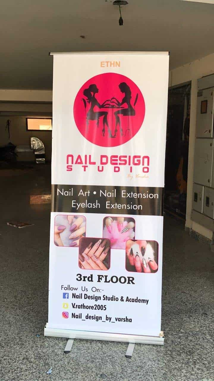 Nail Design Studio By Varsha Photos, Punjabi Bagh, Delhi- Pictures ...