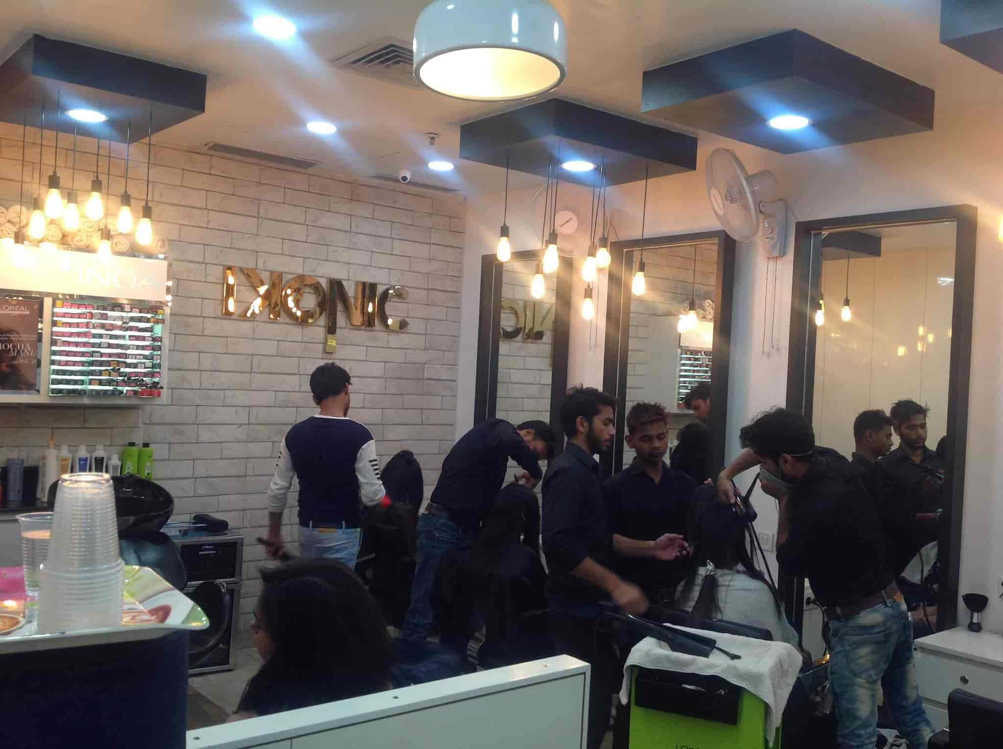 Ikonic Unisex Salon, Nirman Vihar - Salons in Delhi - Justdial