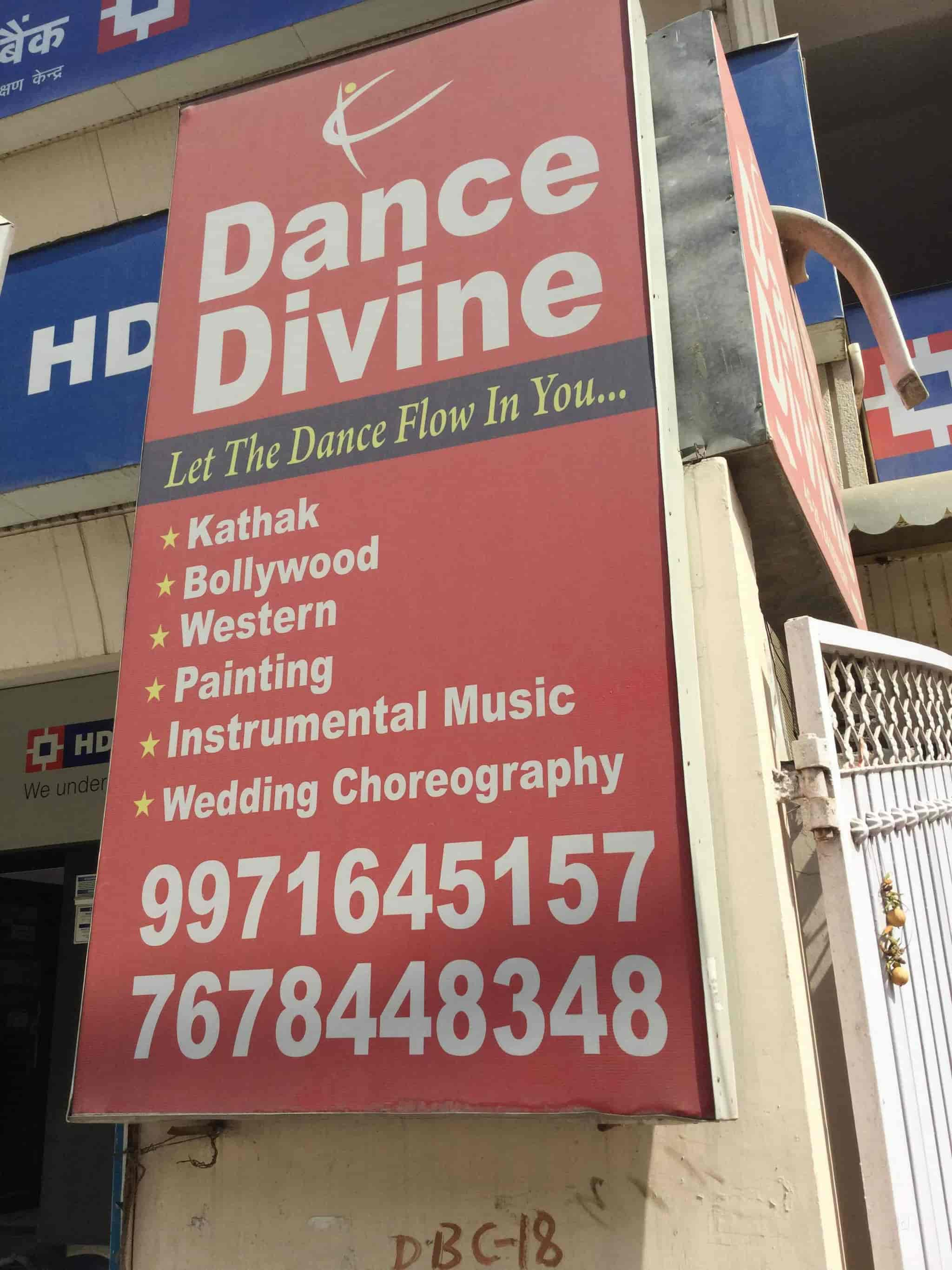 Dance Divine, Shalimar Bagh - Dance Classes For Kathak in