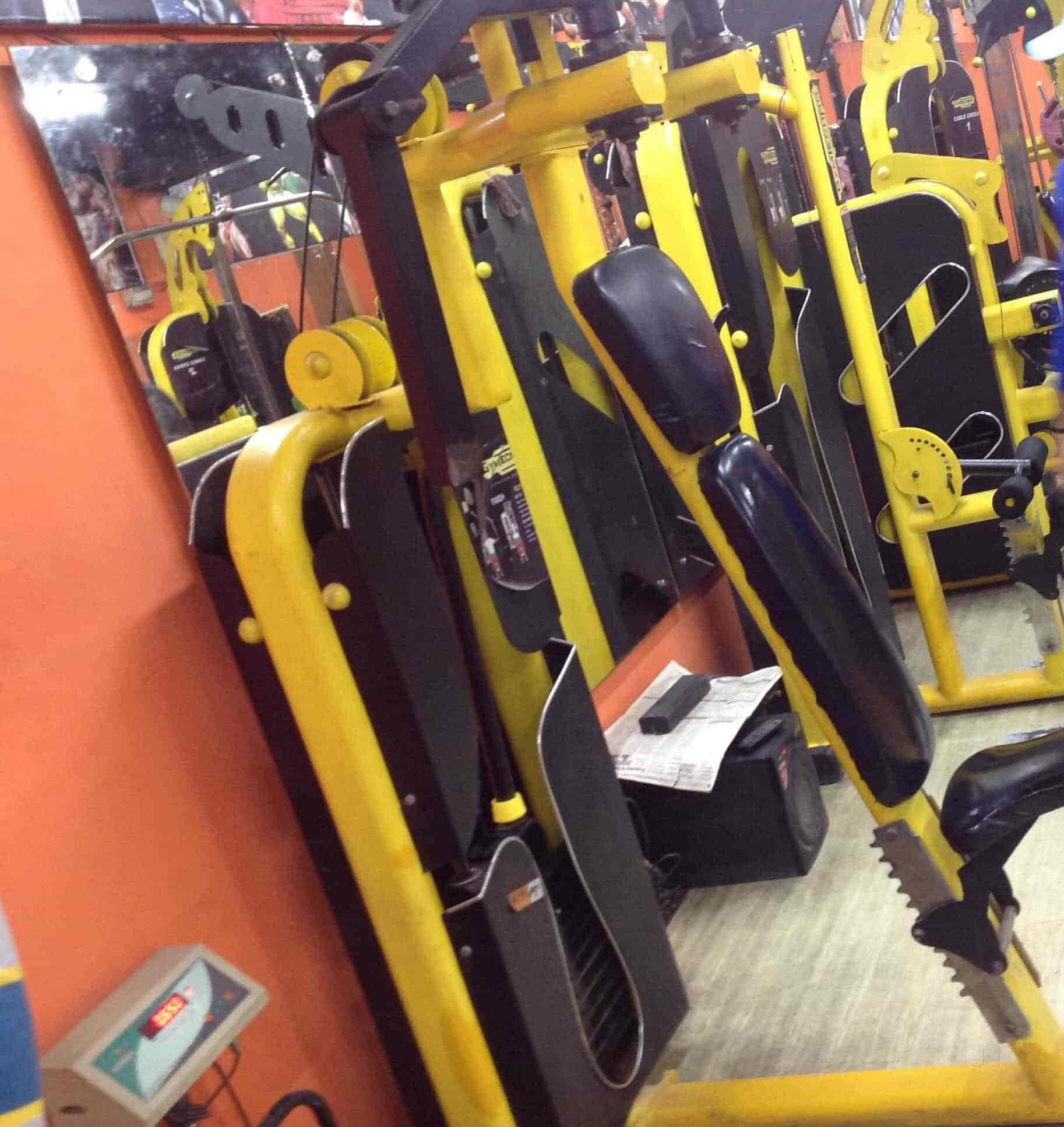 Gym extream