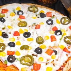 Halal Food 4 U, Shaheen Bagh-Jamia Nagar, Delhi - Pizza