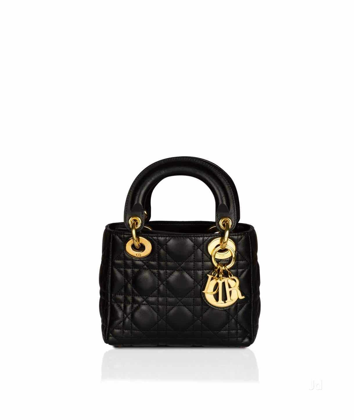 1387c80caf4e0 ... Lady Dior Lambskin Nano - Confidential Couture Pre Owned Luxury Bags  Photos