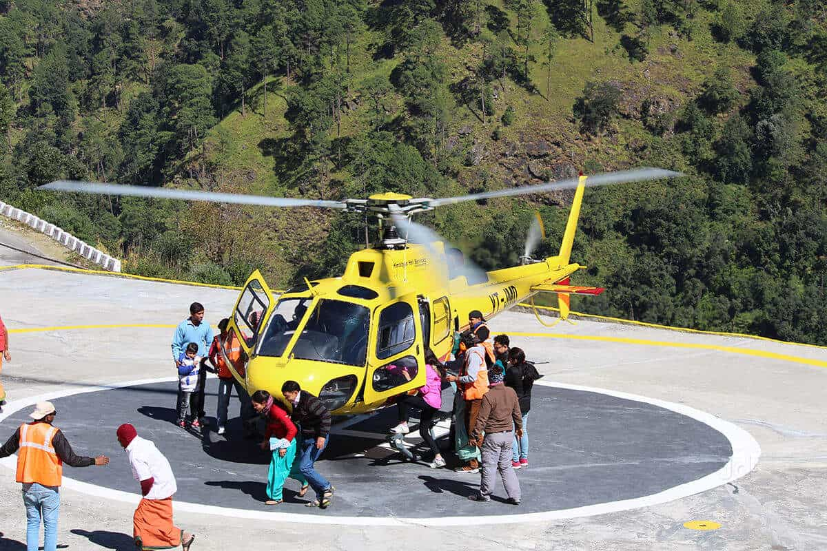 Himalayan Heli Services Pvt Ltd, Madangir - Helicopter Charter