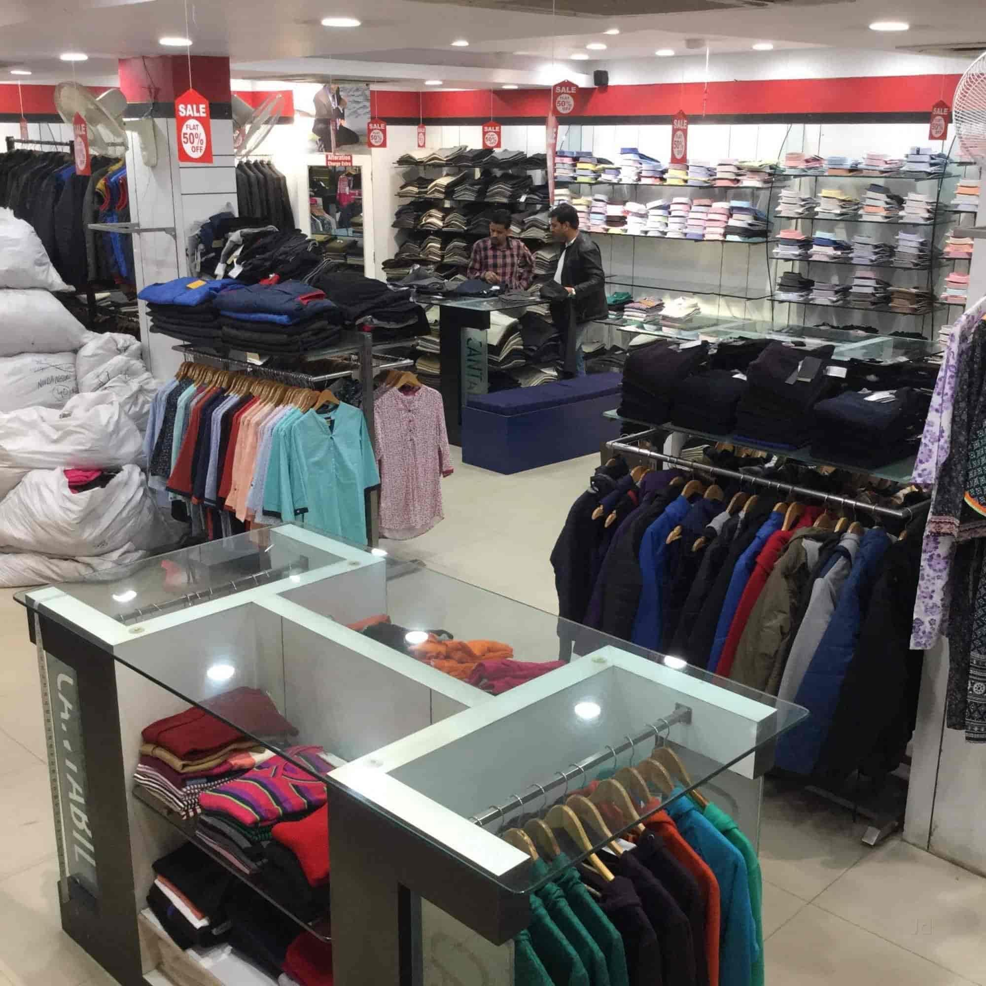 Cantabil International Clothing Retail India Ltd , Noida