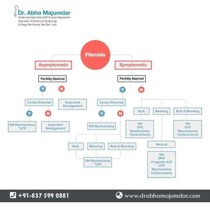 Dr  Abha Majumdar(Genesis Clinic) - Gynaecologist